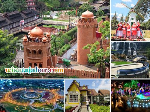 Tempat wisata favorit di Bandung tahun 2019