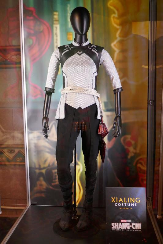 Shang-Chi Legend Ten Rings Xialing movie costume