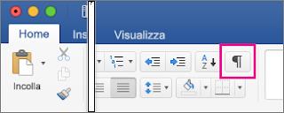 come eliminare pagina word - interruzione di pagina
