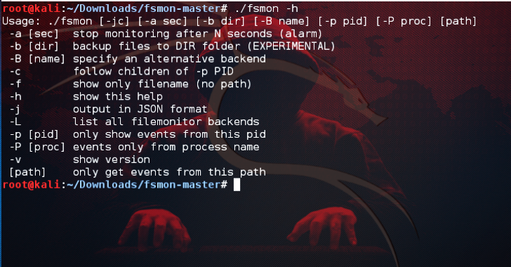 FSMon : Monitor Filesystem On iOS / OS X / Android / FirefoxOS / Linux