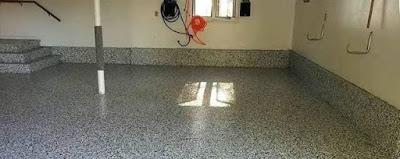Jenis Kesembilan : Lantai Marmer