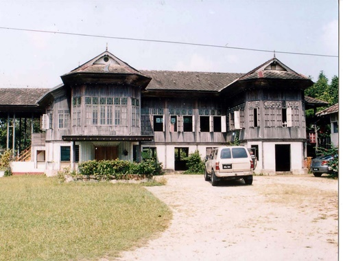 Rumah Warisan Haji Su, Kuala Terengganu