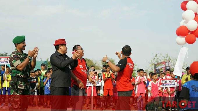 Safin Buka Kompetisi Bola U-12 Mini Soccer