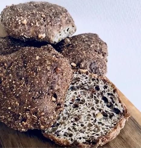 Keto Walnuts Bread
