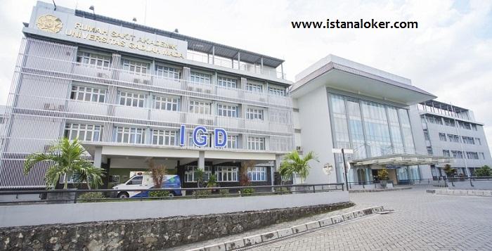 Penerimaan Pegawai Kontrak Rumah Sakit Universitas Gadjah Mada Tahun 2017