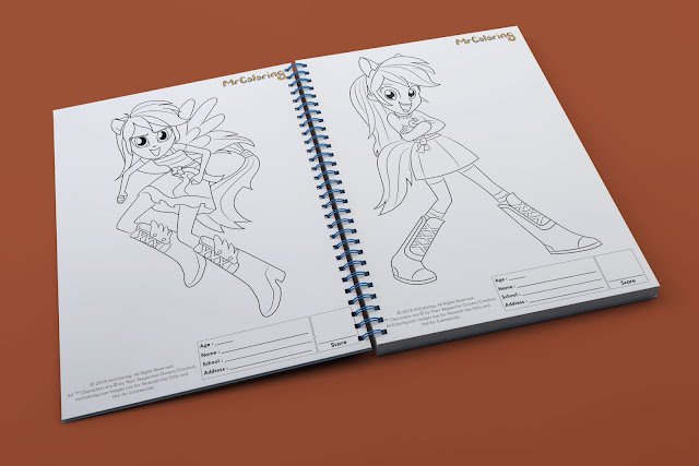 my little pony rainbow dash equestria girls template outline coloriage coloring pages book pdf pictures to print out for kids to color fun adults teens