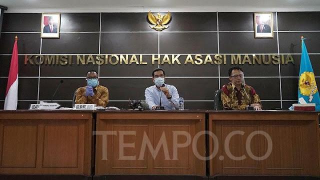 Komnas HAM Minta Masyarakat Waspada Hoax Soal Kematian 6 Anggota FPI