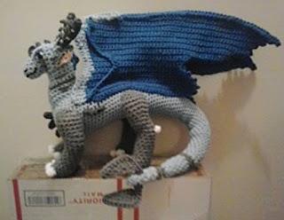 PATRON GRATIS DRAGON AMIGURUMI 41889