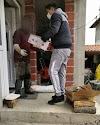 OO BS Plav podijelio namirnice za 35 porodica