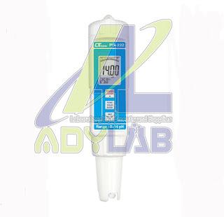 Merek pH Meter Tanah Lutron