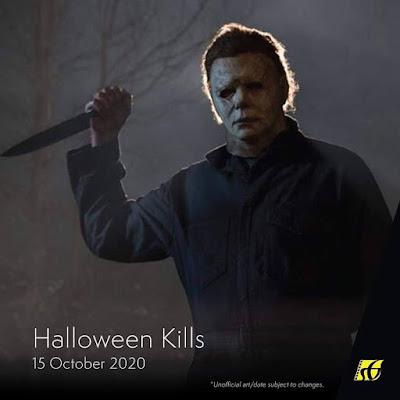 Filem Keluar Panggung Wayang 2020 | Halloween Kills (2020)