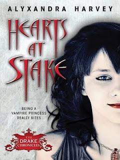 Hearts at stake – Alyxandra Harvey