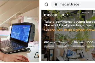 Anda boleh miliki e-store sendiri dengan MeCan Trade bermula dari sekarang