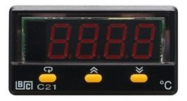 Brainchild C21 and C91 Established process and temperature controllers