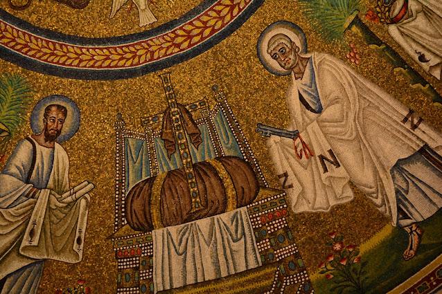 baptistère des Ariens Ravenne