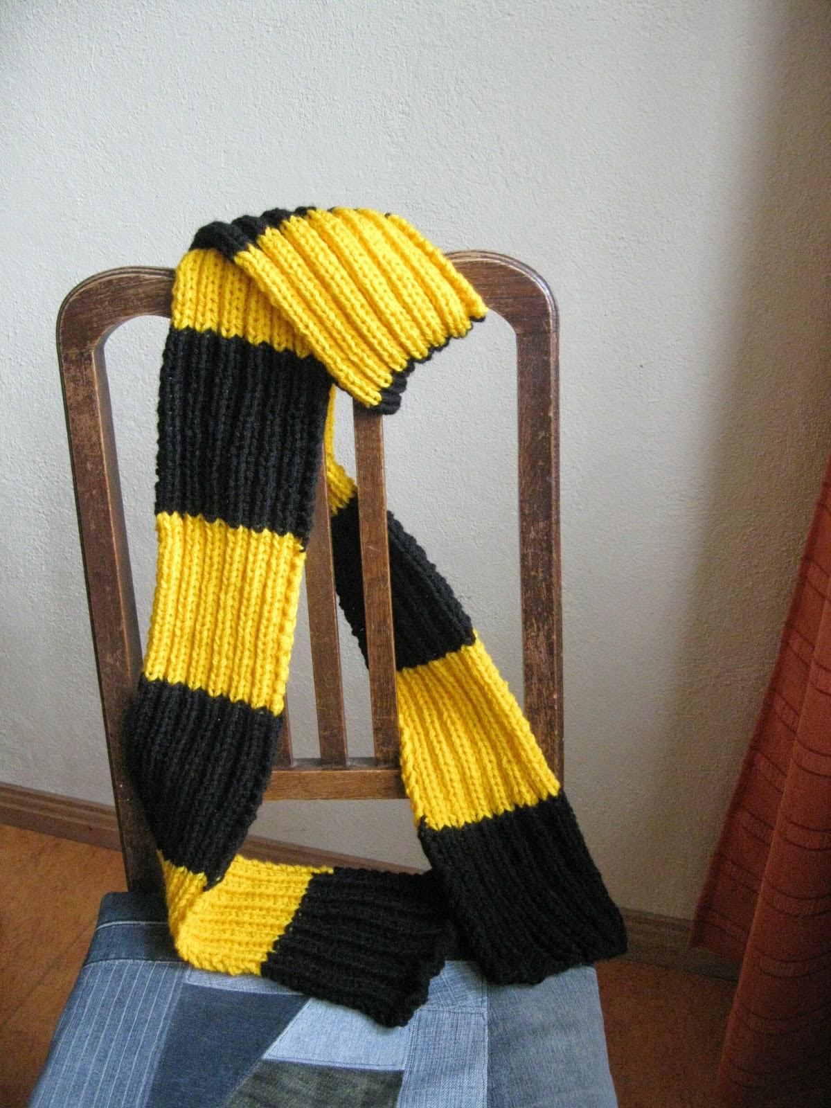 Valomeas Flickenkiste Ein Schal Für Einen Bvb Fan