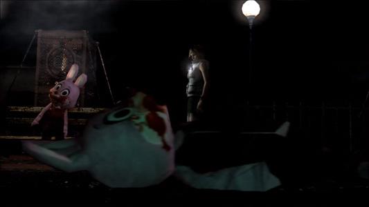 Silent Hill 3 Rabbit