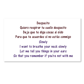 What Does Despacito Song Mean?