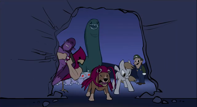 Equestria Daily Mlp Stuff Cartoon Network S Mad Posts
