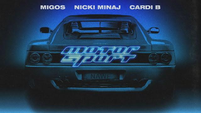 Migos, Nicki Minaj, Cardi B - MotorSport MP3, Video & Lyrics