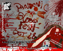 BLOODFEST!! Halloween Party