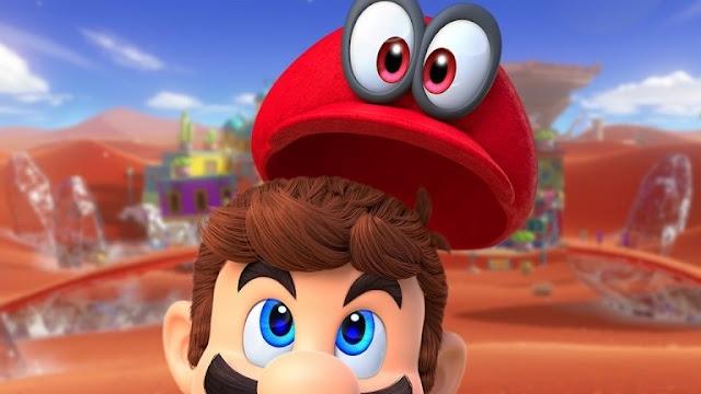مبيعات لعبة Super Mario Odyssey في اليابان تتجاوز حاجز المليون نسخة و جهاز Switch يحقق رقم جديد ...
