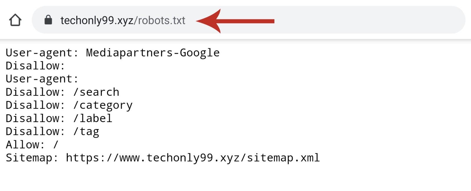 Website में Robots.txt File है कि नहीं कैसे पता करें