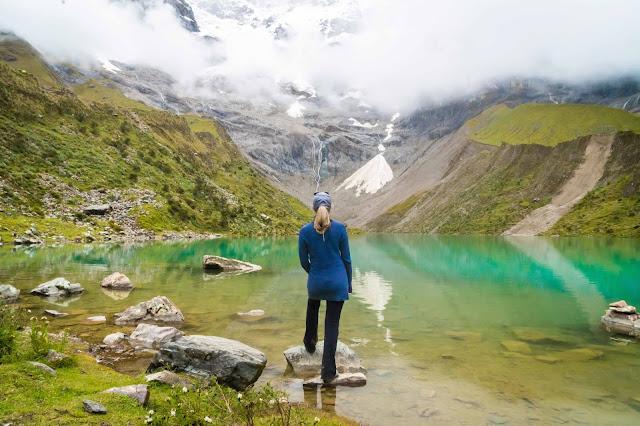 Laguna Humantay en Cusco