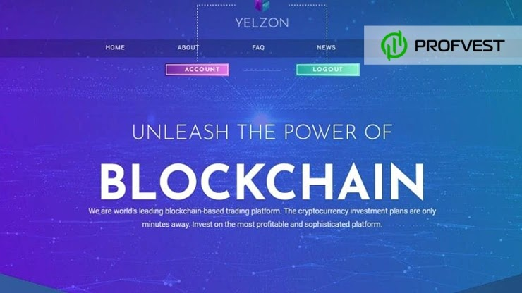 Yelzon обзор и отзывы HYIP-проекта