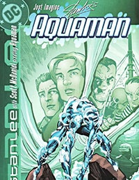 Just Imagine Stan Lee With Scott McDaniel Creating Aquaman
