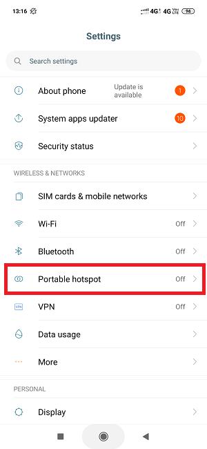 Cara Membatasi Pengguna WiFi di Android 2