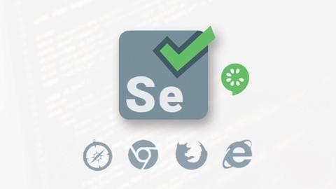 Selenium WebDriver with Java & Cucumber BDD