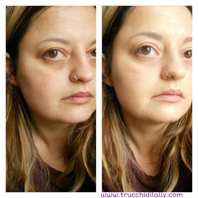 coprenza e pigmentazione fondotinta Sephora