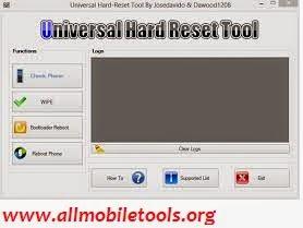 Nokia master reset software free download.