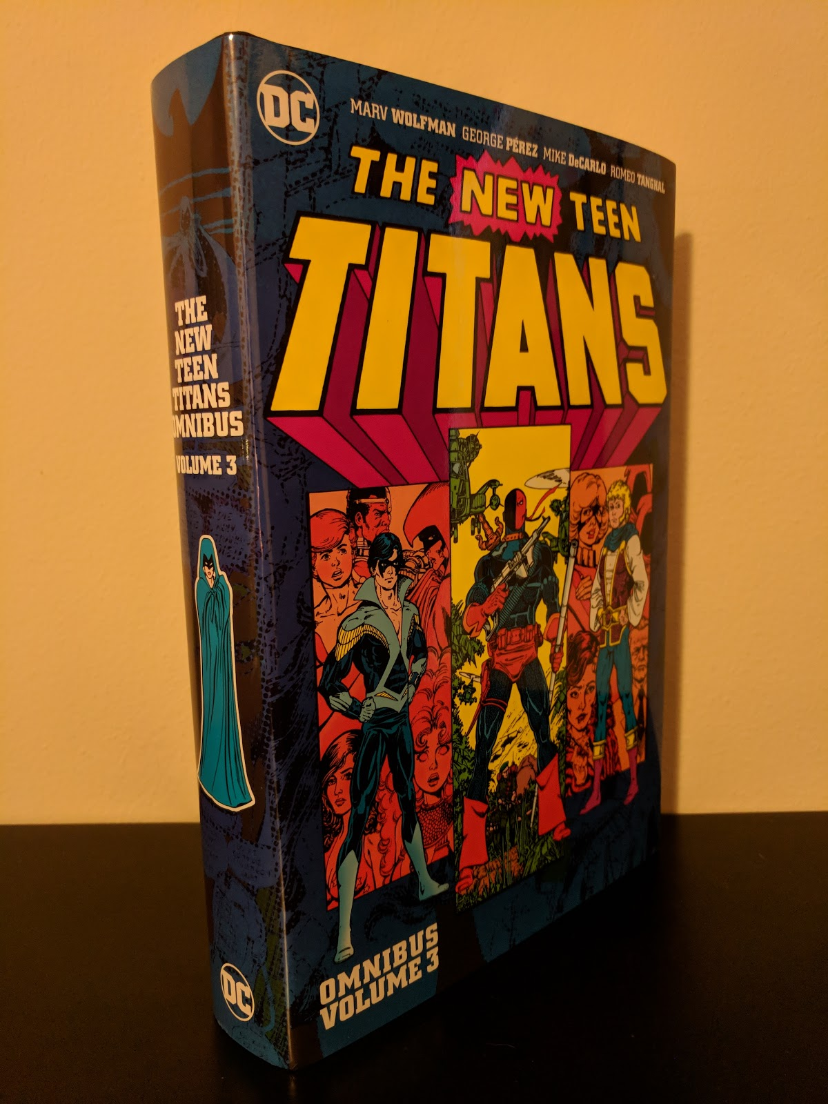 The New Teen Titans 1984