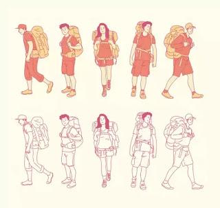 Bedanya Traveler dan Backpacker