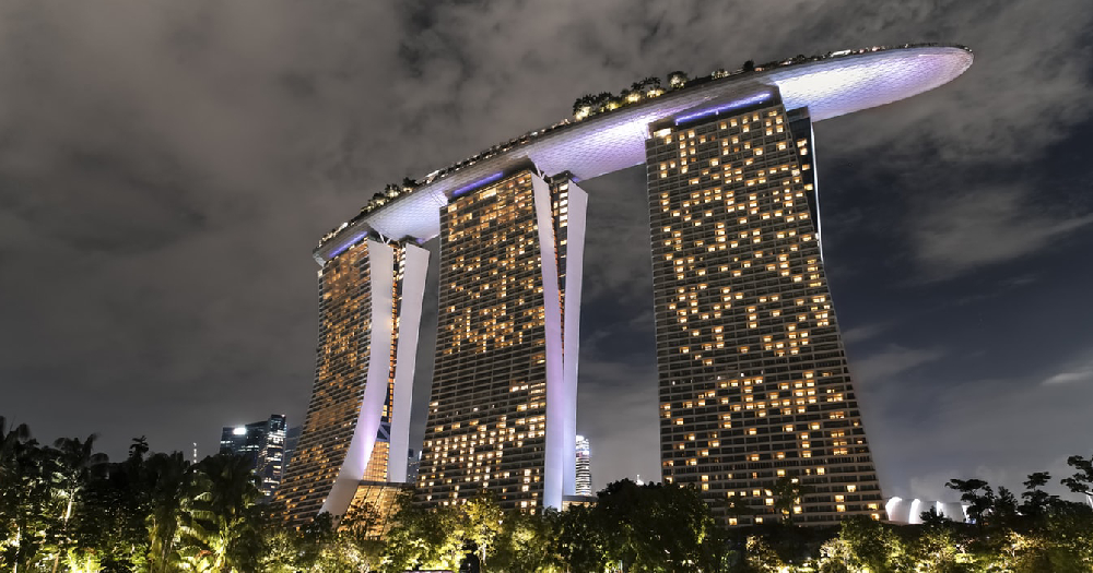 Singapore's hotel occupancy rate is at its highest at 93.8 percent in July, 2019