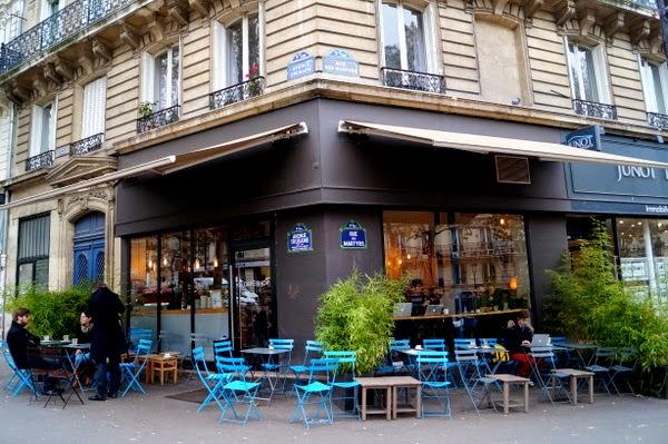 Cafe Rue Trudaine