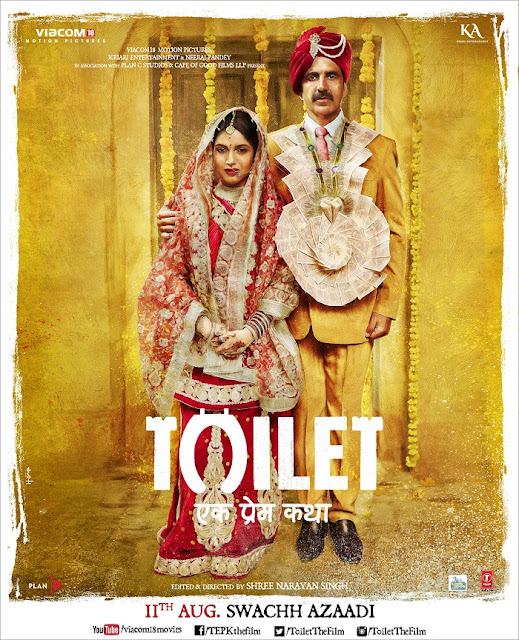 Toilet - Ek Prem Katha (2017) ταινιες online seires oipeirates greek subs