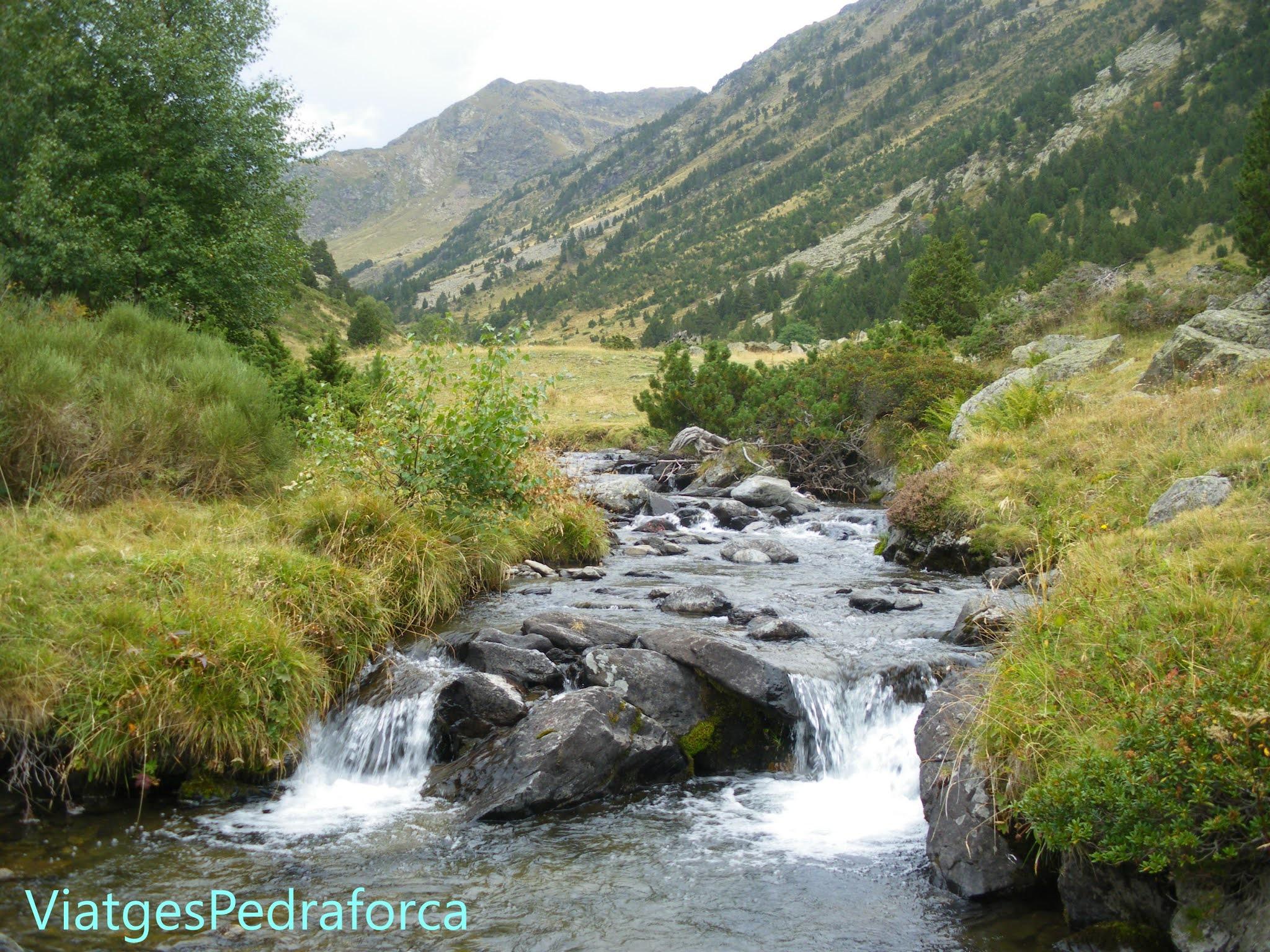 Rutes de senderisme per Andorra