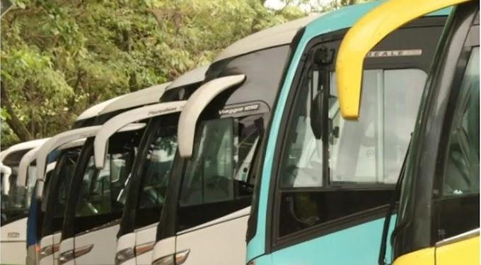 Bahia tem mais 7 cidades com transporte suspenso; total chega a 201