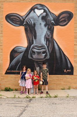 Iowa Ice Cream Road Trip - WW Homestead Dairy