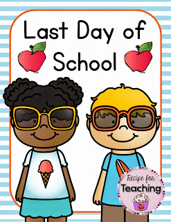 https://www.teacherspayteachers.com/Product/Last-Day-of-School-1859427