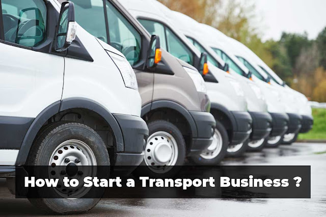 How to Start a Transport Business in India