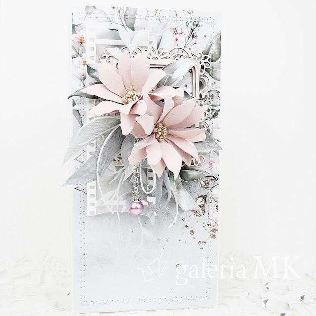 pudrowy róż - DL