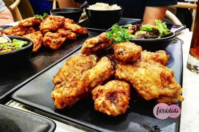 Seronok Betul Dapat Makan Ayam Kyochon!
