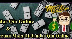 Bandar Qiu Online Terpercaya