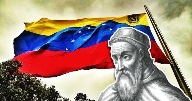 el significado real del nombre Venezuela