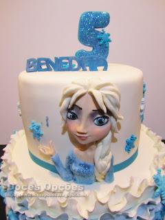 princesa elsa disney frozen festa parabens