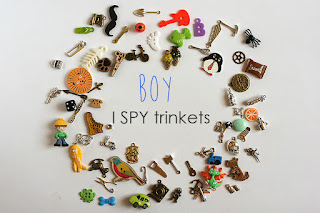 TomToy Boy theme I spy trinkets, I spy bag supply, I spy bottle miniatures, eye spy objects, findings, i spy knick-knacks, eyespy trinkets